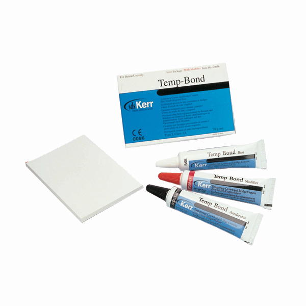 TEMP BOND COFFRET SANS MODIFICATEUR KERR