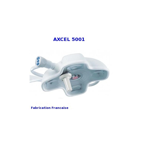AXCEL ECLAIRAGE OPERATOIRE 80KLUX PLAFOND