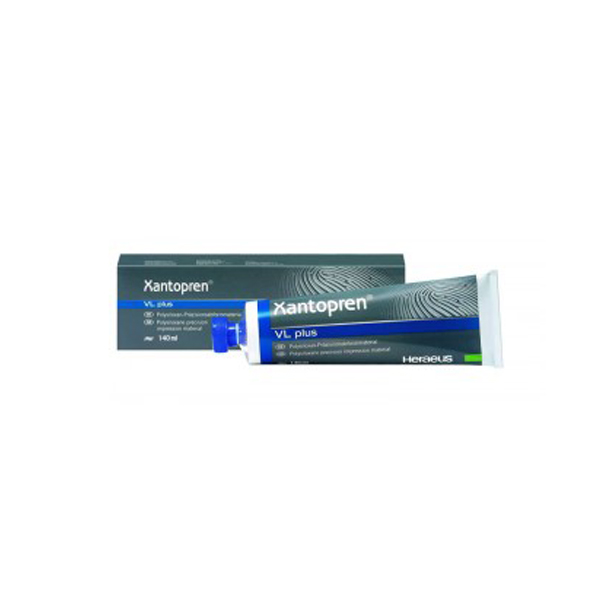 XANTOPREN VL PLUS TUBE 140ML HERAEUS