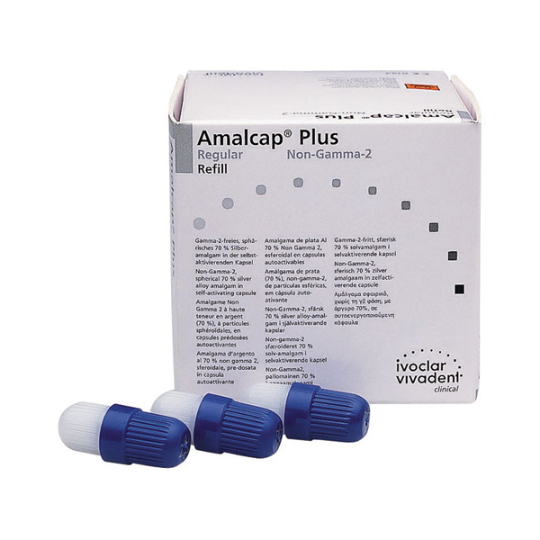 AMALCAP PLUS N.2 REGULAR 50 CAPSULES VIVADENT