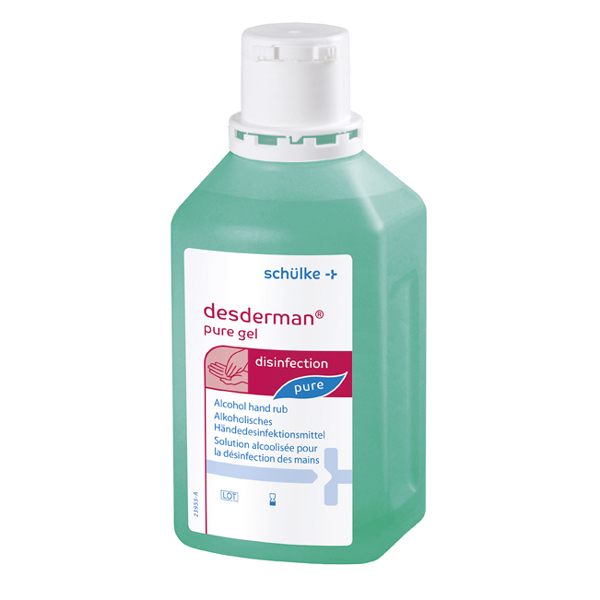 DESDERMAN PURE GEL 100ML - 1 FLACON