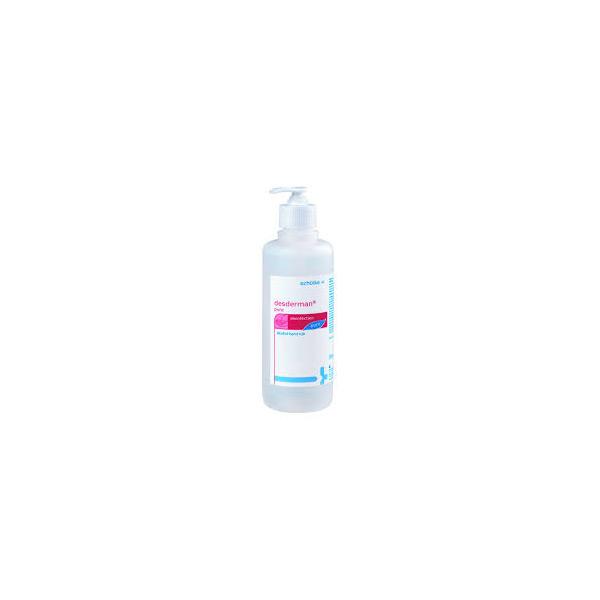 DESDERMAN PURE GEL 500ML POMPE - 1 FLACON