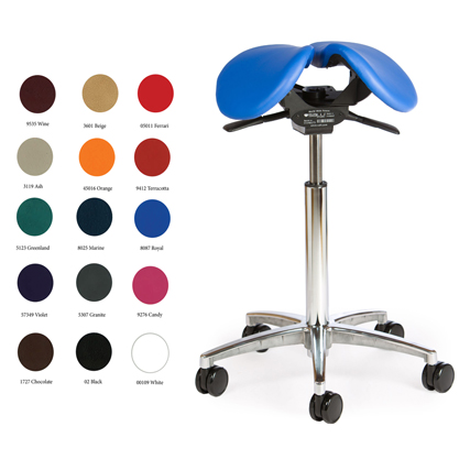 SALLI MULTIADJUSTER CHAIR A1 (COULEUR A DEFINIR)